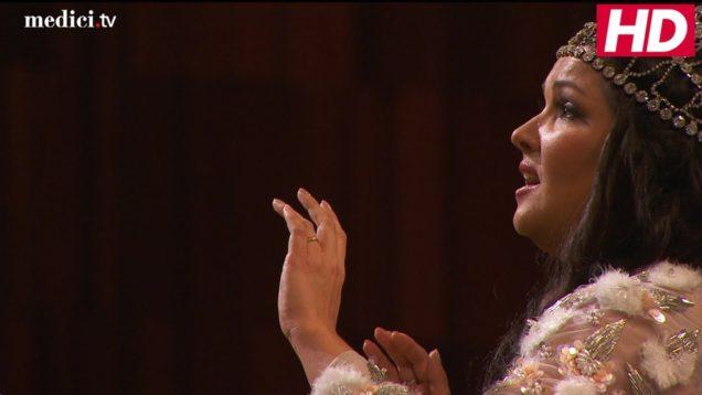 Zaryadye Concert Hall Opening Moscow 2018 Netrebko Abdrazakov Petrenko Gergiev