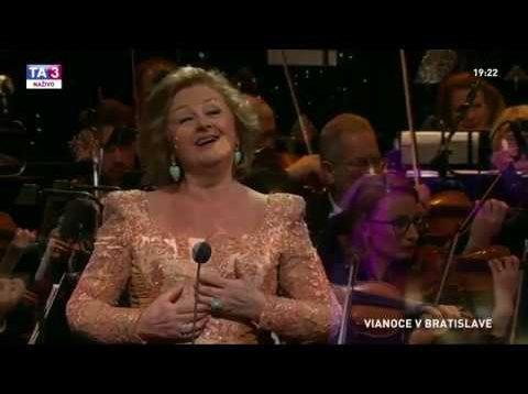 <span>FULL </span>Christmas Concert Bratislava 2018 Gruberova Breslik Sveda