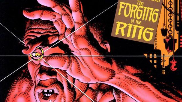 <span>FULL </span>Comic – Das Rheingold Bayreuth 1991 Barenboim Tomlison Brinkmann Clark von Kannen