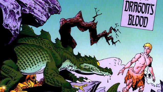 Comic – Siegfried Bayreuth 1991 Barenboim Jerusalem Clark Tomlison von Kannen Kang Evans