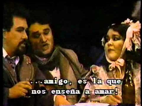 <span>FULL </span>La Boheme Mexico 1991 Violeta Dávalos Ramón Vargas