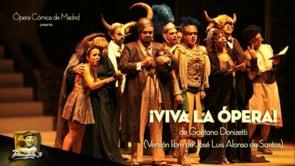 <span>FULL </span>Le convenienze ed inconvenienze teatrali (Viva la Opera) Madrid 2013
