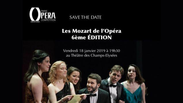 <span>FULL </span>Les Mozart de l'Opéra Paris 2019
