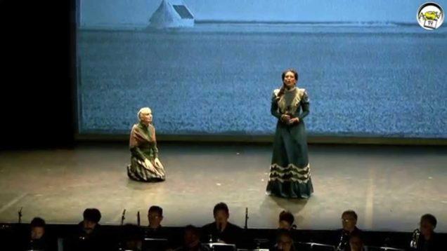 <span>FULL </span>Mireille Opera des Landes 2015 Conrad Robba Chandelier