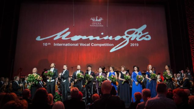 Moniuszko Gala Concert Warsaw 2019