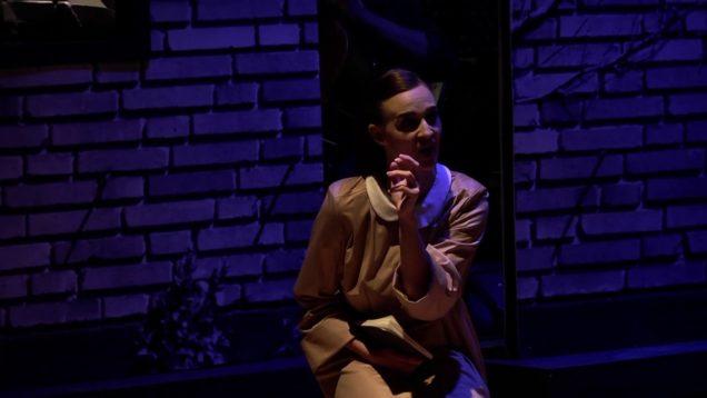 <span>FULL </span>The Diary of Anne Frank (Frid) Bangkok 2017 Kaleigh Rae Gamaché