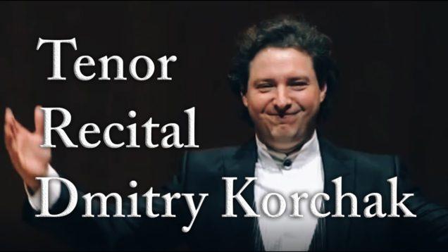 <span>FULL </span>Dmitry Korchak Recital Tokyo 2019