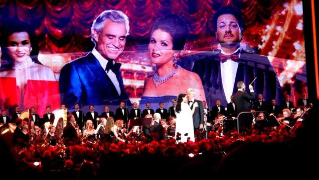 <span>FULL </span>Gala Concert Moscow Netrebko Bocelli Eyvazov Peretyatko