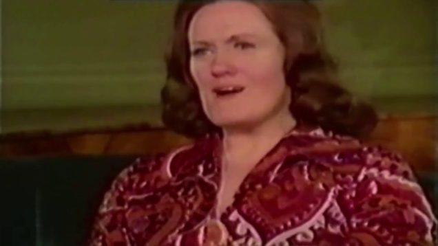 <span>FULL </span>Joan Sutherland Talks to Bernard Levin BBC 1974