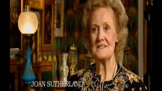 <span>FULL </span>Joan Sutherland – The Reluctant Prima Donna BBC 2006