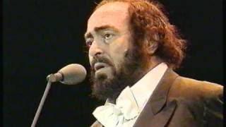 <span>FULL </span>Luciano Pavarotti in Bilbao 1998