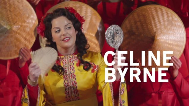Madama Butterfly Irish National Opera 2019 Celine Byrne