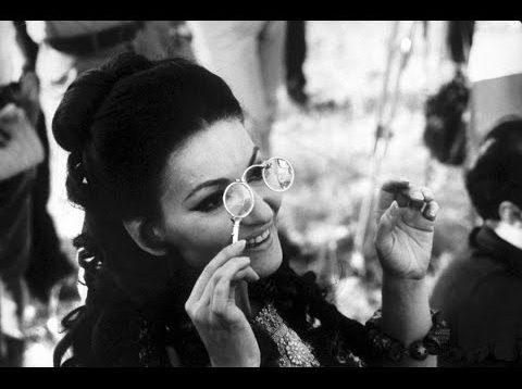 <span>FULL </span>Maria Callas Interview 1969 Pierre Desgraupes