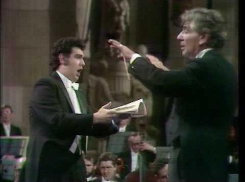 Messa da Requiem London 1986 Bernstein Domingo Arroyo Raimondi