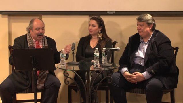 <span>FULL </span>A Conversation with Ambrogio Maestri New York 2016