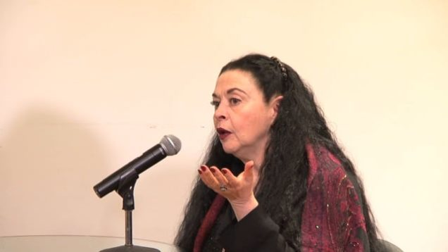 <span>FULL </span>A Conversation with Catherine Malfitano  New York 2014