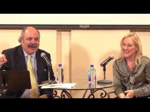 <span>FULL </span>A Conversation with Diana Damrau New York 2017