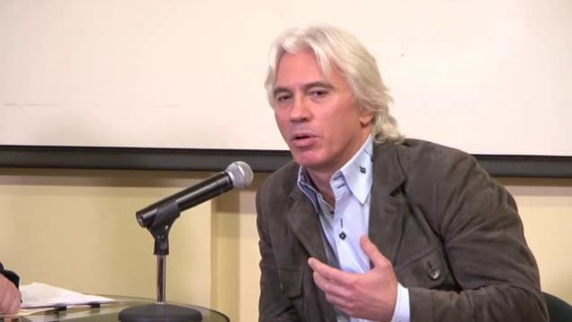 <span>FULL </span>A Conversation with Dmitri Hvorostovsky New York 2012