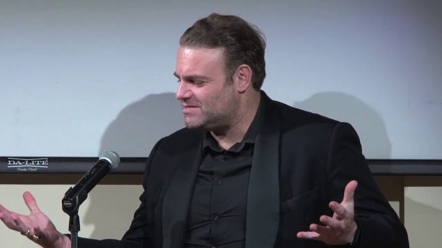 <span>FULL </span>A Conversation with Joseph Calleja New York 2017