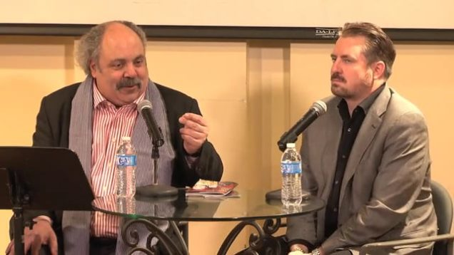<span>FULL </span>A Conversation with Matthew Polenzani New York 2016