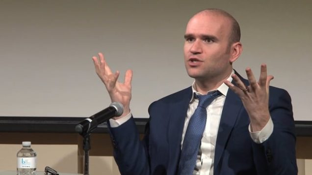 <span>FULL </span>A Conversation with Michael Fabiano New York 2018
