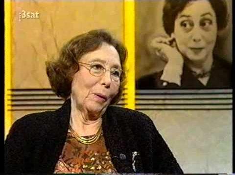 <span>FULL </span>Agnes Giebel – Da Capo – Interview with August Everding 1992