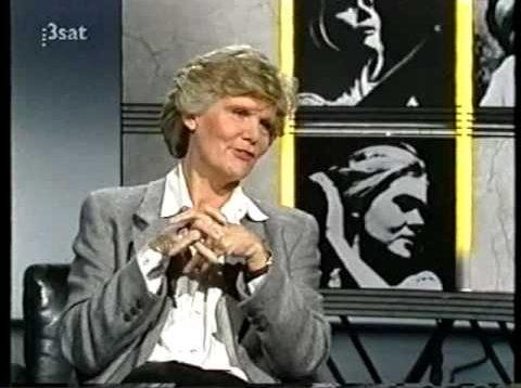 <span>FULL </span>Anja Silja – Da Capo – Interview with August Everding 1991