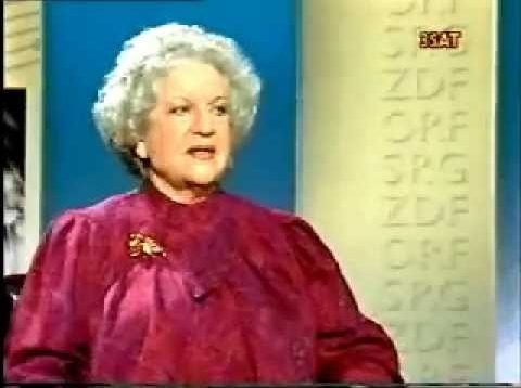 <span>FULL </span>Da Capo – Astrid Varnay – Interview with August Everding 1988