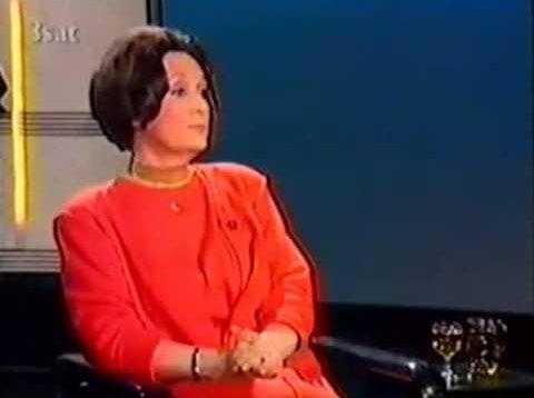 <span>FULL </span>Da Capo – Edda Moser – Interview with August Everding 1992