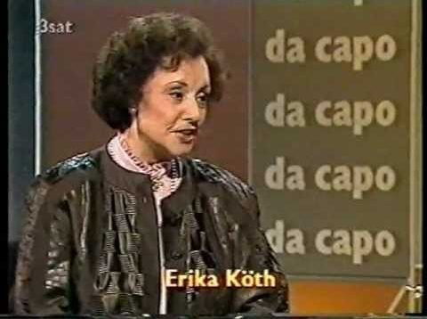 <span>FULL </span>Da Capo – Erika Köth – Interview with August Everding 1988