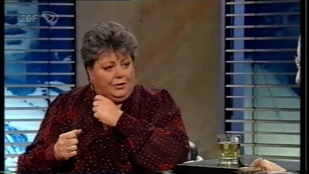 <span>FULL </span>Da Capo – Margaret Price – Interview with August Everding 1996