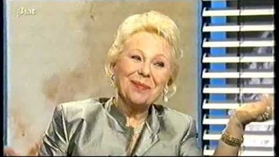 <span>FULL </span>Da Capo – Renata Scotto – Interview with August Everding 1998