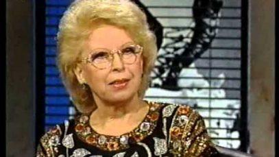 <span>FULL </span>Da Capo – Sylvia Geszty – Interview with August Everding 1994
