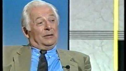 <span>FULL </span>Da Capo – Waldemar Kmentt – Interview with August Everding 1992