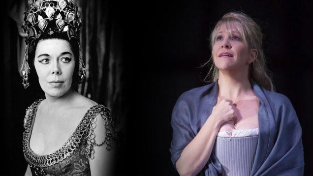 <span>FULL </span>Janet Baker and Joyce DiDonato In Conversation at The Royal Opera 2016