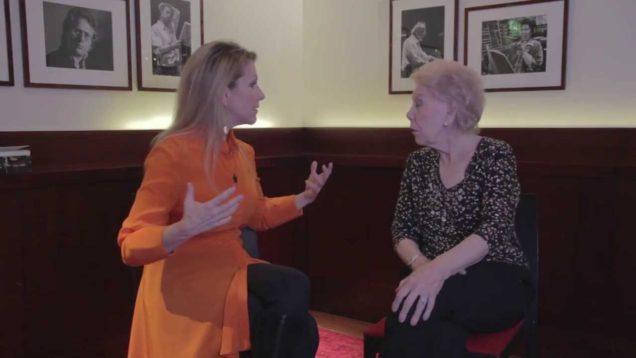 <span>FULL </span>Joyce DiDonato In Conversation with Dame Janet Baker London 2011