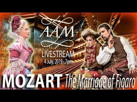 Le nozze di Figaro London 2019 Lorenzi Laugharne Girling