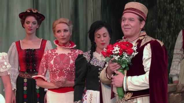 Zigeunerliebe (Lehar) Baden bei Wien 2019