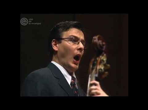 <span>FULL </span>Andreas Scholl sings Handel Paris 1999