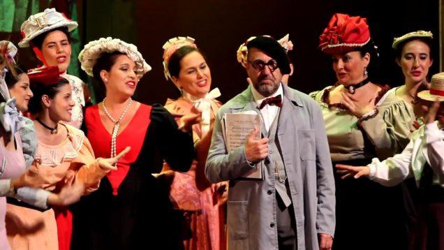 <span>FULL </span>El dúo de La africana (Caballero) Malaga 2009