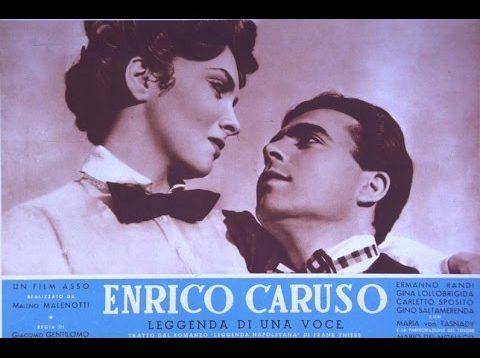 <span>FULL </span>Enrico Caruso – Leggenda di una voce Italian Movie 1951 Randi Lollobrigida