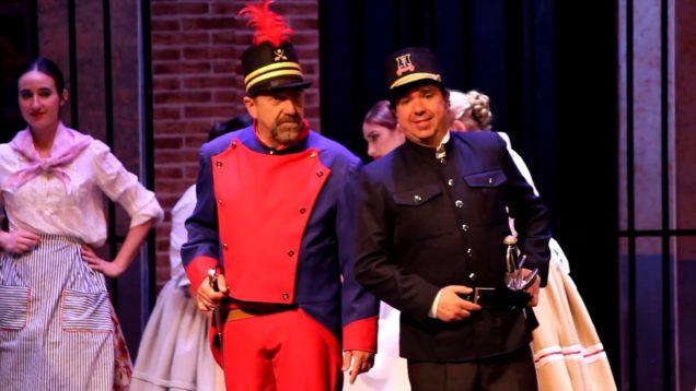 <span>FULL </span>Gigantes y cabezudos (Caballero) Malaga 2012