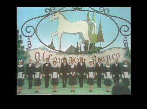 Im weissen Rössl – Al Cavallino bianco RAI Movie 1974