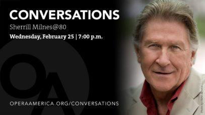 <span>FULL </span>In Conversation with Sherrill Milnes New York 2015