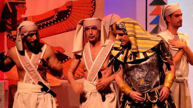 <span>FULL </span>La corte de Faraón (Lleo) Malaga 2017