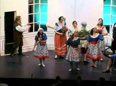 Le nozze di Figaro Malaga Prados Martín del Castillo Velasco