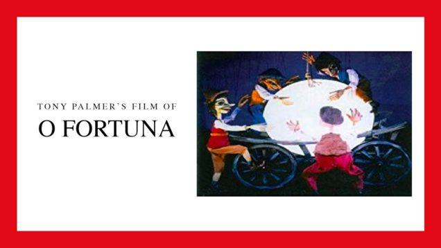 <span>FULL </span>O, Fortuna! Carl Orff Film by Tony Palmer 2008