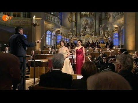 Adventskonzert Dresden 2012 Thielemann Banse Kulmann