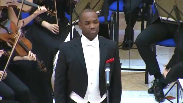 <span>FULL </span>Concert at Presidential Library St. Petersburg 2017 Lawrence Brownlee