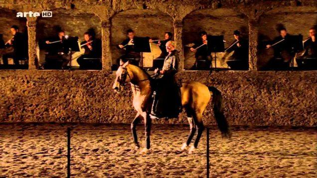 Davide penitente (Mozart) Salzburg 2015 A Horse Ballet